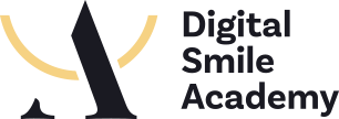 Digital Smile Academy black logo